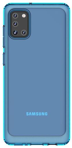 cumpără Husă pentru smartphone Samsung GP-FPA315 KD Lab A Cover Blue în Chișinău