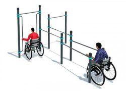 Спортивный комплекс PD-03 для инвалидов-колясочников