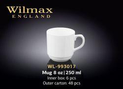 Чашка WILMAX WL-993017 (220 мл)