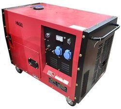Генератор 6500S 220В 5 кВ Бензин HAGEL