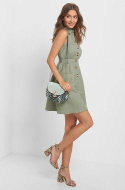 Платье ORSAY Хаки 431019