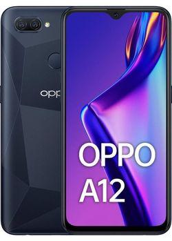 купить Смартфон OPPO A12 3/32GB Black в Кишинёве