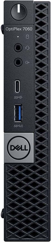 Системный блок Dell Optiplex 7060 MFF (i7-8700Т 8GB 256Gb)