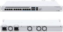 купить Switch/Коммутатор MikroTik CRS312-4C+8XG-RM в Кишинёве