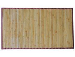 Covoras pentru baie 50X80cm galben, bambus