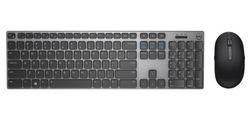cumpără Tastatură + Mouse Dell KM717 Premier Black/Silver în Chișinău