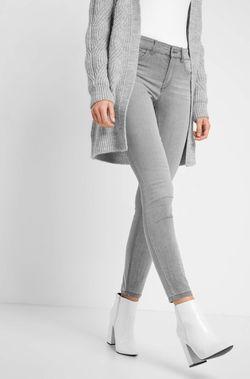 Pantaloni ORSAY Gri deschis 301083 orsay