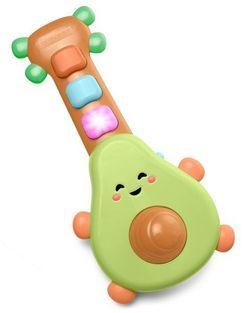Музыкальная игрушка гитара Skip Hop Rock Avocado