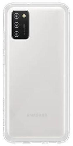 cumpără Husă pentru smartphone Samsung EF-QA025 Soft Clear Cover Transparent în Chișinău