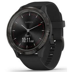 купить Смарт часы Garmin vivomove 3, S/E EU, Slate, Black, Silicone в Кишинёве