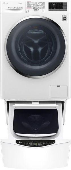 cumpără Mașină de spălat frontală LG TW4J7VS2W/TW202W Twin Wash în Chișinău