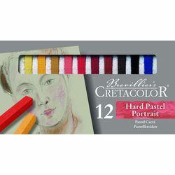 Set de pasteluri Hard Portret Cretacolor 12 cul.