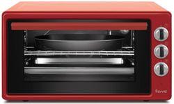 Настольная духовка Ferre MF-42-S Red