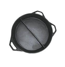 Сковорода чугунная (диаметр 630 мм)