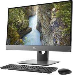 Sistem Desktop Dell Optiplex 5260 Black (5-8500 8G 256G W10)