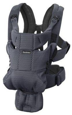 Анатомический  рюкзак-кенгуру BabyBjorn Move Dove Blue, 3D Mesh
