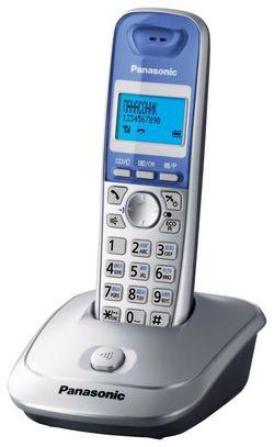 купить Телефон беспроводной Panasonic KX-TG2511UAS в Кишинёве