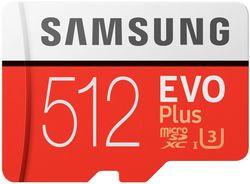 купить Флэш карта памяти Samsung MB-MC512GA/RU в Кишинёве