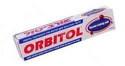 Зубная паста с содой Orbitol 145 г