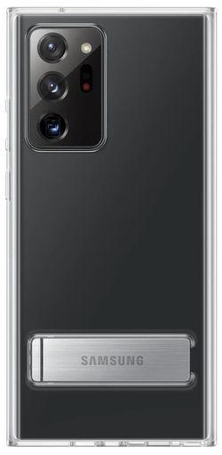 купить Чехол для моб.устройства Samsung EF-JN985 Clear Standing Cover Transparent в Кишинёве