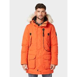 Куртка TOM TAILOR Оранжевый 1012112.XX.10