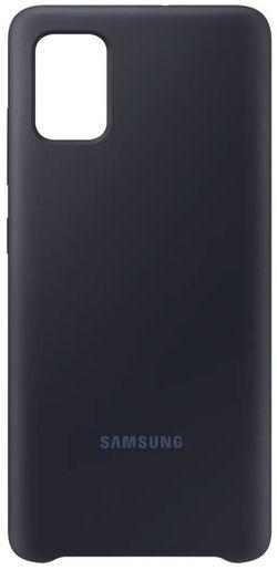 cumpără Husă telefon Samsung EF-PA515 Galaxy-A51 Case Black în Chișinău