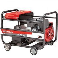 Generator de curent Honda H 7500 M Profesional