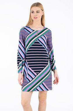 Платье TOM TAILOR В полоску 1008112