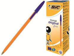 Pix BIC Orange Fine, albastru
