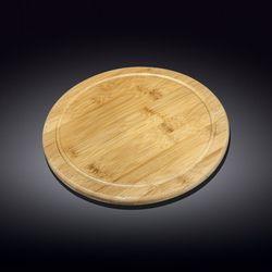 Platou WILMAX WL-771087/A (23 cm/ bambuc)