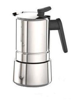 cumpără Cafetiera Pedrini 32519 4 чашки Caffe, нержавеющая сталь în Chișinău