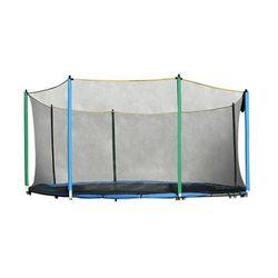 Plasa siguranta trambulina + 6 stalpi d=244 cm inSPORTline 150 (1179)