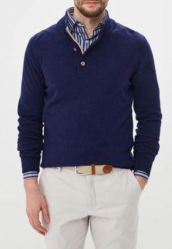 Pulover Cortefiel Albastru inchis