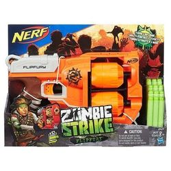Бластер Nerf ZOMBIE STRIKE FLIPFURY, код 43475