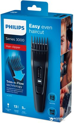 Машинка для стрижки волос Philips HC3510 / 15