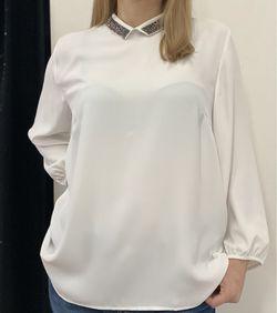 Блуза RESERVED Белый tx409-01x