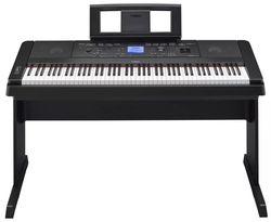 купить Цифровое пианино Yamaha DGX-660 B в Кишинёве