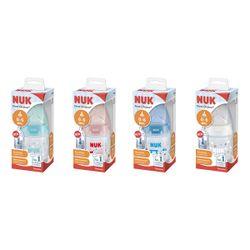 Бутылочка NUK First Choice Temp 150 мл с силиконовой соской (0-6 мес)