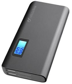 Power Bank Cellularline 10000mAh Leather