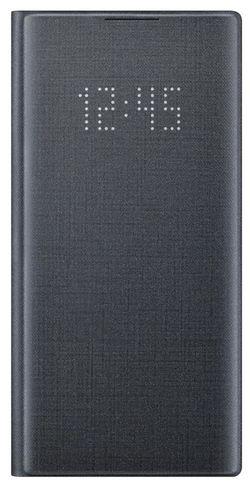 купить Чехол для моб.устройства Samsung EF-NN970 LED View Cover Black в Кишинёве