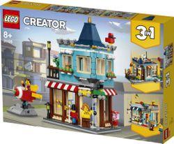 LEGO Creator Городской магазин игрушек, арт. 31105