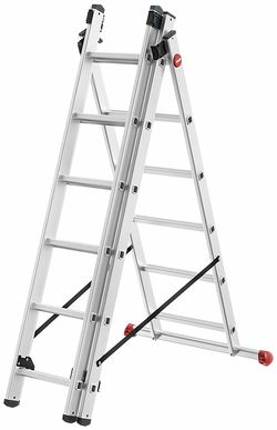 Лестница Hailo Profistep Combi 470cm (7306007/09)