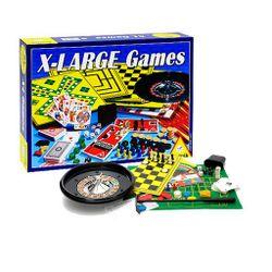 Набор настольных игр X-Large (RU), код 42136