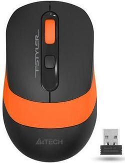 cumpără Mouse A4-Tech FG10 RF, Orange în Chișinău