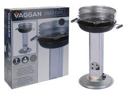 Барбекю сферический Vaggan D43cm, H83cm, 2 решети и поддув