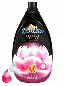 Кондиционер для белья Coccolino Intense Divine Petals, 870 мл