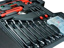 Набор инструментов Topex 38D545