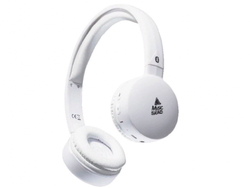 Наушники CellularLine MusicSound White Grey