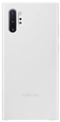купить Чехол для смартфона Samsung EF-VN975 Leather Cover White в Кишинёве