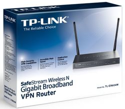Router wireless Tp-Link TL-ER604W